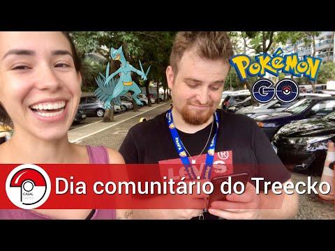 Dia comunitário do Treecko - Pokémon GO thumbnail