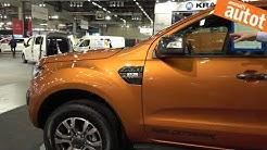 Kuljetus-Logistiikka 2019: Fordin malliston laajuus vakuuttaa