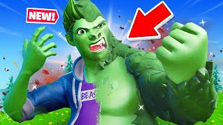 Unlocking *BEAST BOY* in FORTNITE! (Early & Free)