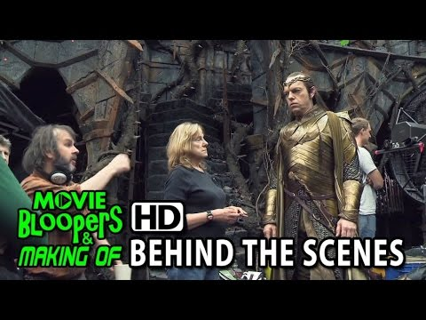 The Hobbit: The Battle of the Five Armies (2014) Making of & Behind the Scenes (Part1/2)