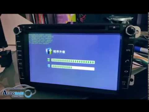 Mise à jour Autoradio Multimedia VW