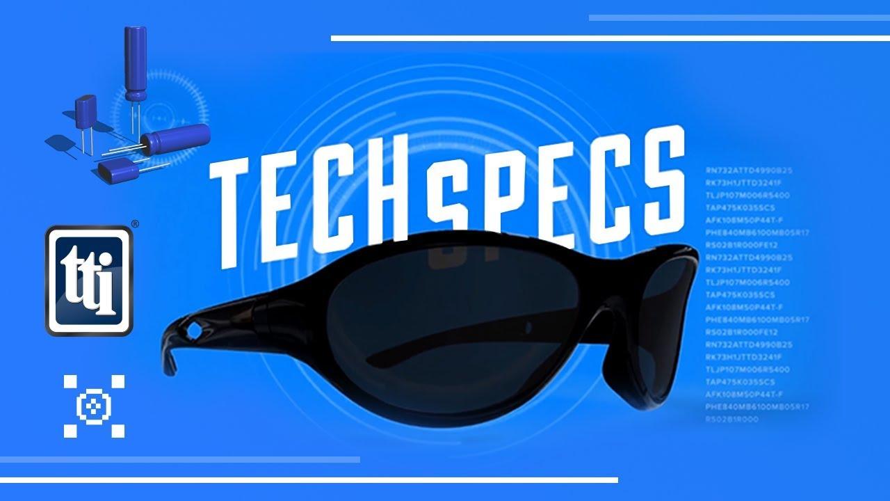 AVX SCM & SCC Series Supercapacitors | Tech Specs