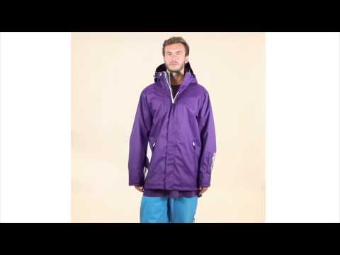 Stormberg catwalk- Stubbe jakke og bukse herre