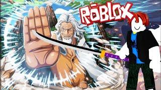 Roblox - Tìm Vua Bóng Tối Sliver Rayleigh Để Học Haki | Roblox One Piece tập 3