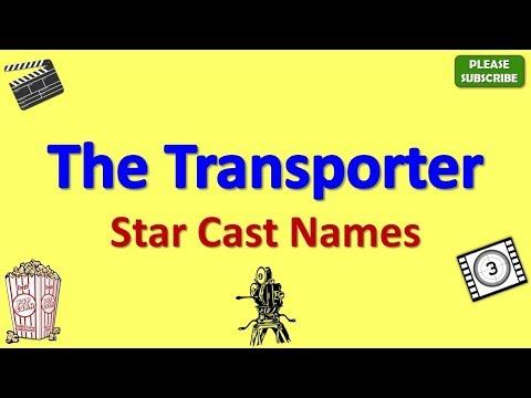 The Transporter Cast Names