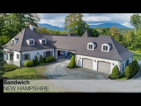 Video of 35 Prescott Road | Sandwich New Hampshire real estate & homes by Adam Dow
