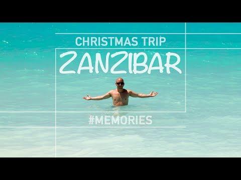 TRAVEL TO ZANZIBAR | Christmas trip - the paradise island [HD]