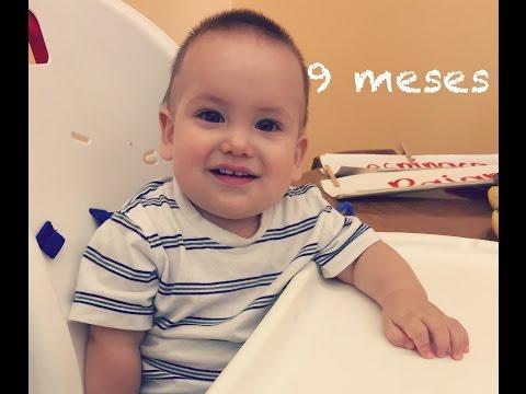 9 meses de mi bebe -  Carolina Ortiz