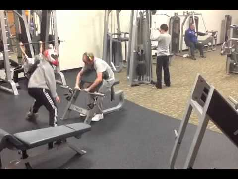 Anytime Fitness Nebraska City HarlemShake