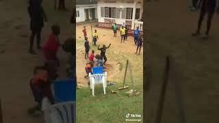 African Soccer Boys