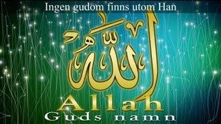 Allahs 99 namn