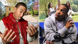 Ludacris vs T.I. || Net Worth House Cars Family  Income Bio 2017 - Who is the best Ludacris or T.I.?