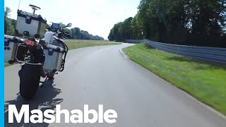 Why BMW's Riderless Bike Is Less Badass than You Might Think