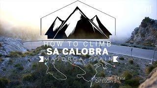 How to climb Sa Calobra