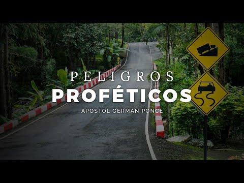 Apóstol German Ponce │ Peligros Proféticos │ martes 03 marzo 2020