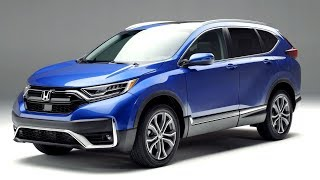 2020 Honda CRV - New Refreshed Look | Features & Safety!