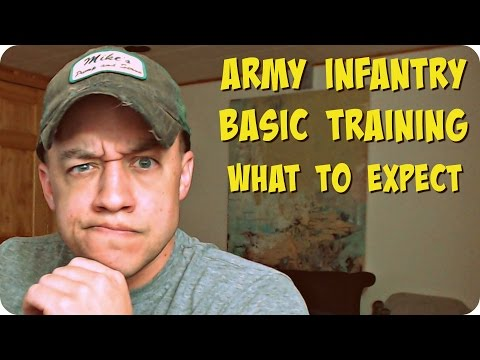 Army Infantry Basic Training: What to expect. What you need to know.