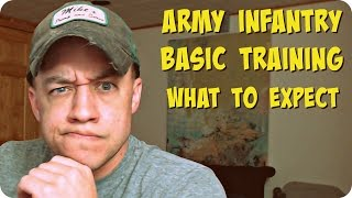 army infantry basic training what to expect what you need to know