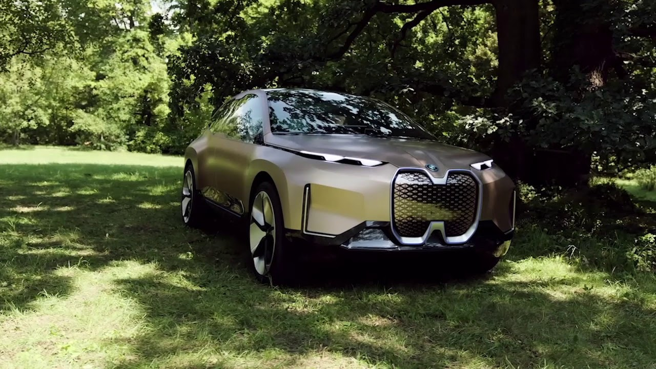 BMW Vision iNext - YouTube