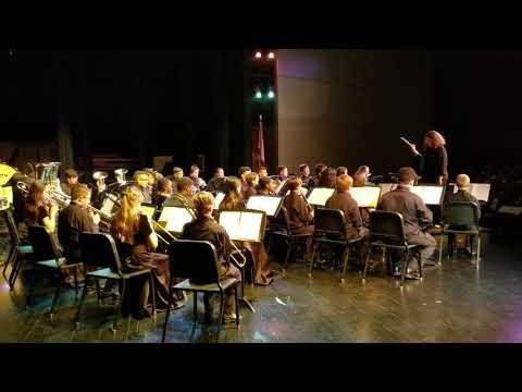 Lake gibson middle school symphonic band