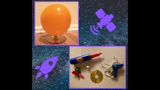 DIY Balloon Hovercraft Project Tutorial