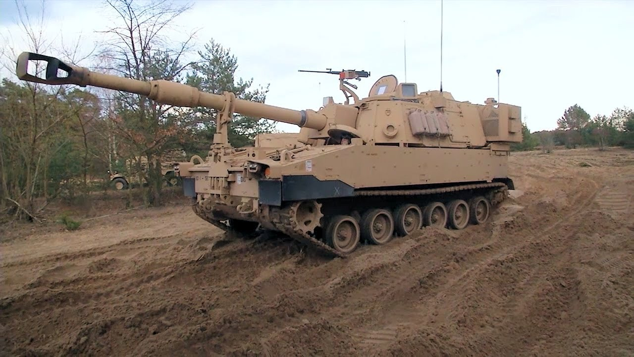 Hamilton's Own Live-Fire Tanks