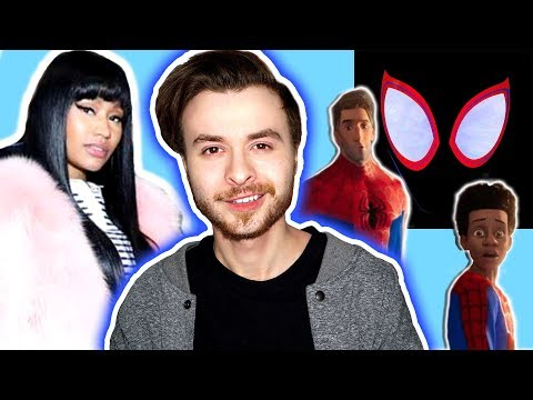Nicki Minaj & Anuel Aa - Familia (Spider-Man: Into the Spider-Verse) [REACTION] Mp3