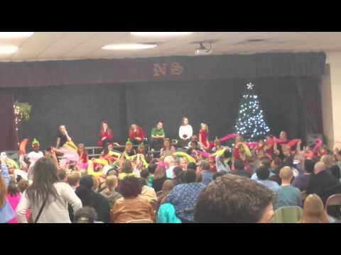 Norman Smith Elementary School Christmas