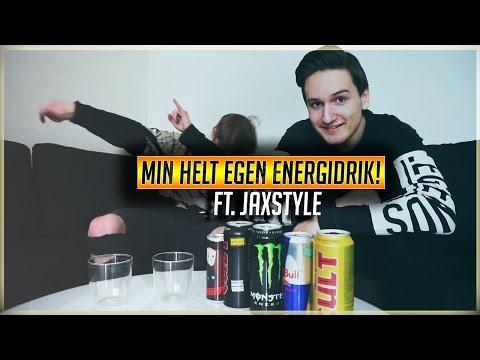SMAGER PÅ YOLODRIKKEN W/ Jaxstyle
