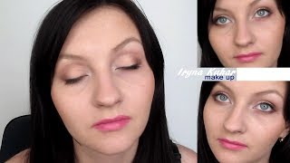 як зробити макіяж з чорними тінями покроково