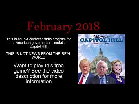 February 2018 News Headlines for Capitol Hill: The Game