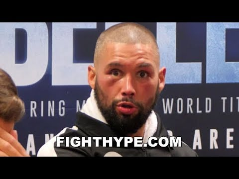 "TONY BELLEW RATES USYK'S POWER AND CHANCES AT HEAVYWEIGHT; EXPLAINS WHY HE'S ""BEST I EVER FOUGHT"""