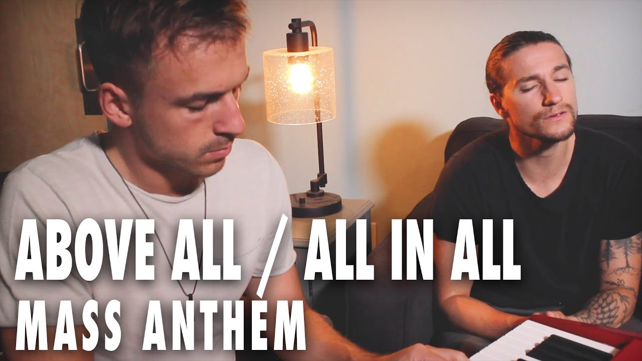 Above All / All in All - Michael W. Smith | MASS ANTHEM Cover