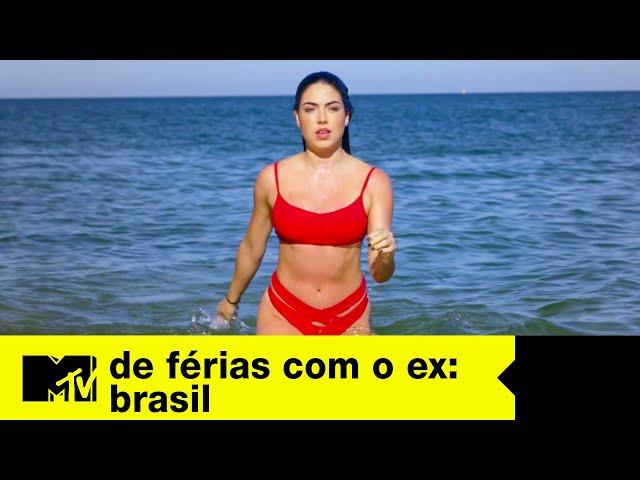 Ex chega e deixa Gabriel bem abalado | De Férias Com O Ex Brasil Ep. 07