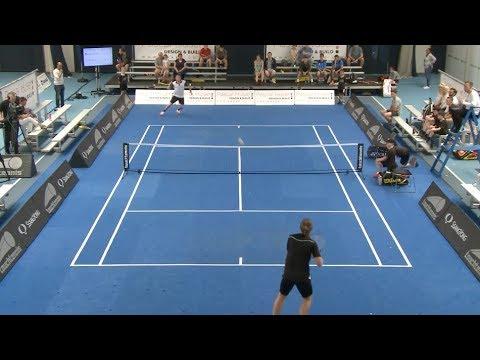 Pearce vs Neaves QF Pascal Huser British Masters