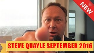 Tom Horn, Steve Quayle - All Hell Is About To Be Unleashed! Economic Collapse (SEPTEMBER 2016)