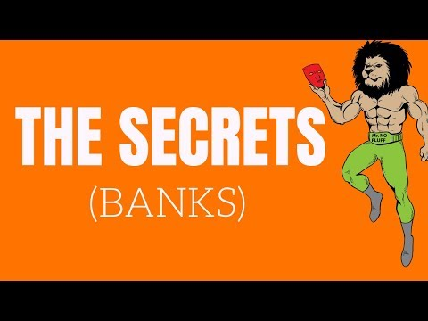 The Secrets Wells Fargo (Banks) Doesn't Want You to Know About: Checking, Savings, Stock Market
