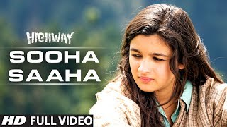 Sooha Saaha (Full Video Song) | Highway