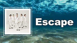 Melanie C - Escape (Lyrics)