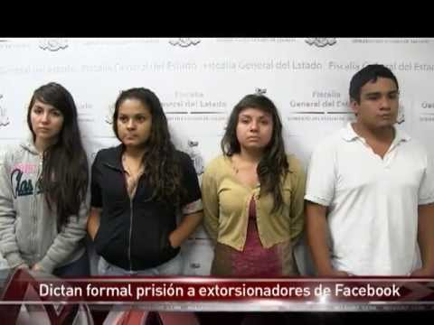 Dictan formal prisión a extorsionadores de Facebook Videos De Viajes
