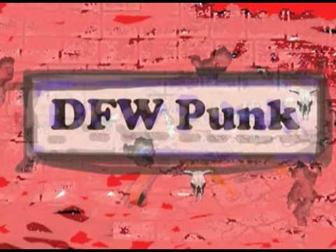 DFW Punk Title seqence