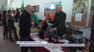 Yvelines | Saint-Germain-en-Laye : 17ème édition du traditionnel salon du vin et de la gastronomie