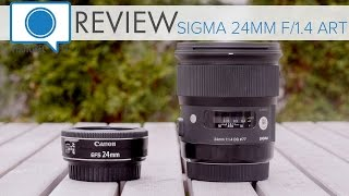 Sigma 24mm f/1.4 Review - Why pay more for a lens?