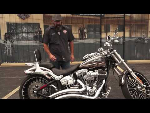 2014 Harly-Davidson SCreaming Eagle Breakout