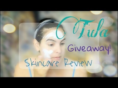 TULA Skincare Review & GIVEAWAY! My Beauty Routine