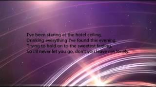 Hotel Ceiling-Rixton lyric video