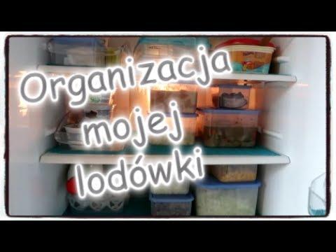 Organizacja w mojej lodówce.