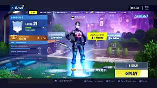 FORTNITE CUSTOM MATCHMAKING GAMES JOHN WICK'S & ITEM SHOP (Use Code: OUTSIDER_JR
