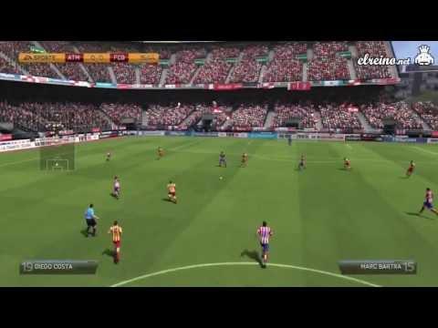 Análisis FIFA 14 - PC/PS3/X360
