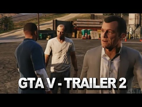 gta v trailer 2 youtube. Black Bedroom Furniture Sets. Home Design Ideas